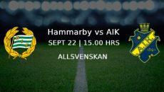 Hammarby AIK allsvenskan