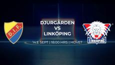 Djurgården - Linköping SHL