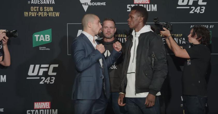 UFC243