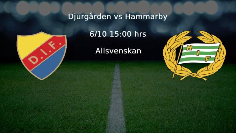 Djurgården Hammarby barabetting.com - Edited