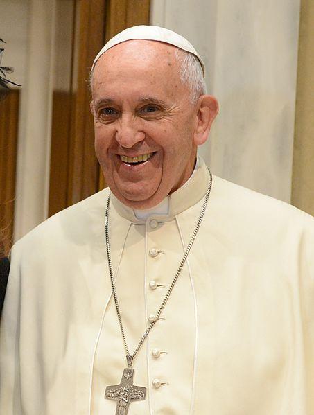 Påven Franciskus årets person