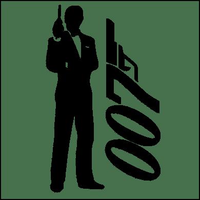 James Bond 007 logotyp