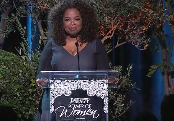 Oprah Winfrey Times magazine
