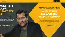 Sverige - Malta Spelbörsen