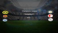 Fotbollsloggor Champions League