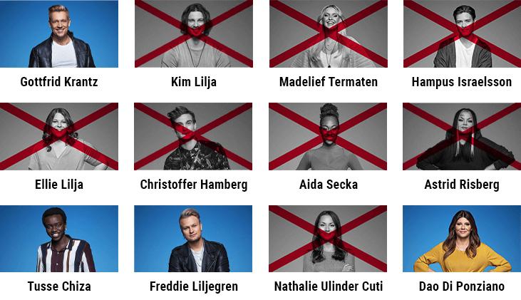 Idol fredags finalen 22 nov