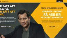 Riskfritt spelbörsen Rumänien - Sverige