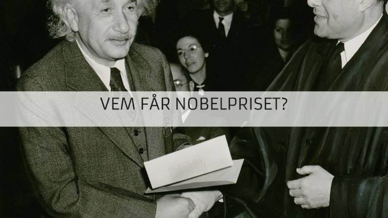 Albert Einstein nobelpriset