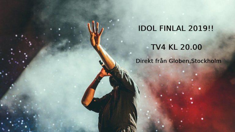 Idol Finalen 2019 – Skivkontrakt & Lollapalooza