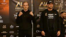 """""""The Mauler"""" tillbaka i ringen – UFC nästa?"""