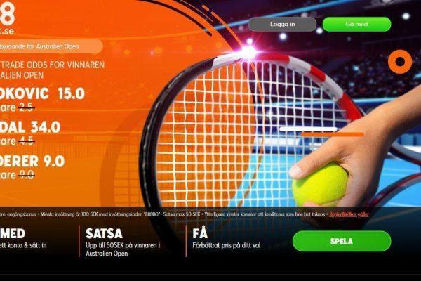 Australien open odds 888sport