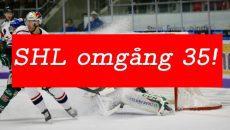 SHL - Rögle - Skellefteå