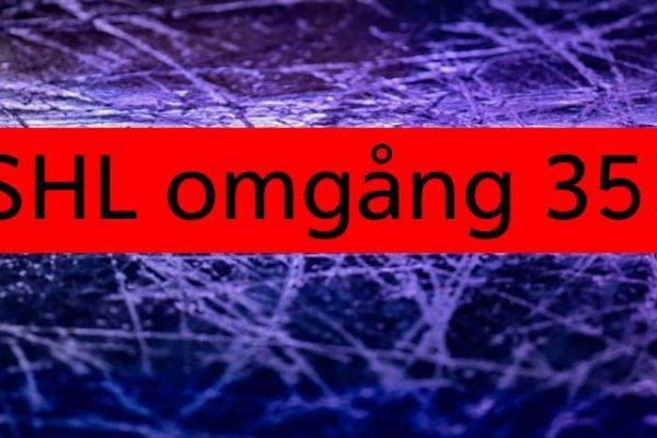 SHL omgång 35 - Leksand - Djurgården