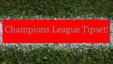 Champions League tipset - Barabetting