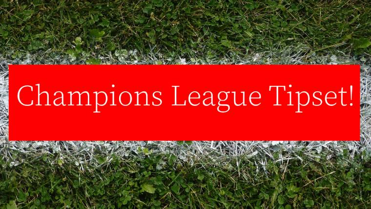 Champions League tipset - Barabetting