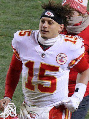 Patrick Mahome NFL Kansas City Chiefs