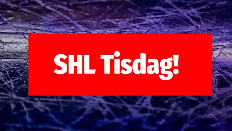 SHL omgång 45 - Frölunda - Leksand