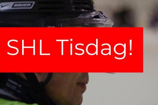 SHL Tisdag - Malmö - Leksand
