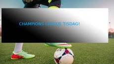 Champions League tisdag