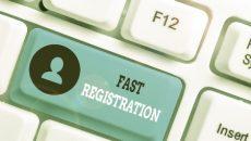 snabb registrering